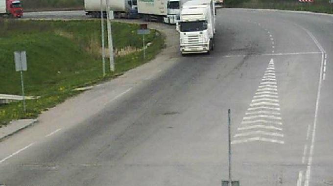 погранпереход Чернышевское - Кибартай (Литва)