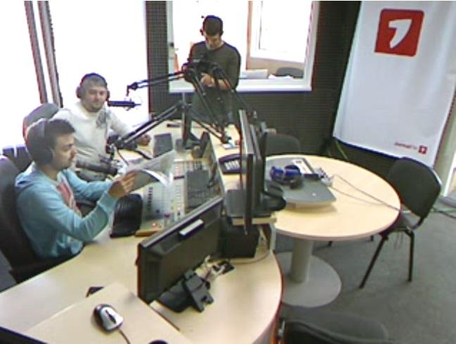 радио Jurnal FM. Кишинев (Молдавия)