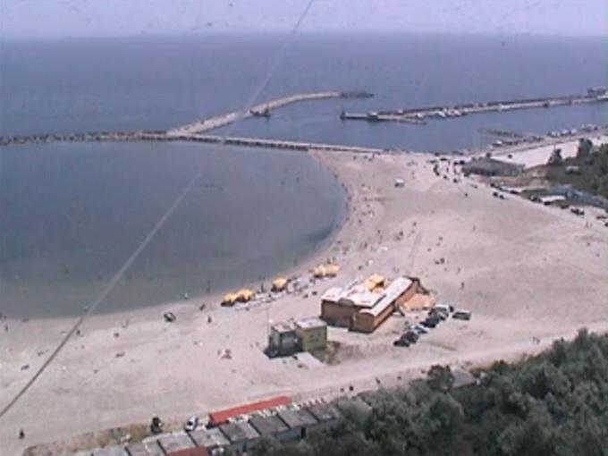 пляж. Констанца (Румыния)