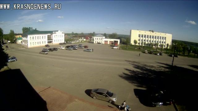 красная площадь. Красное-на-Волге (Россия)