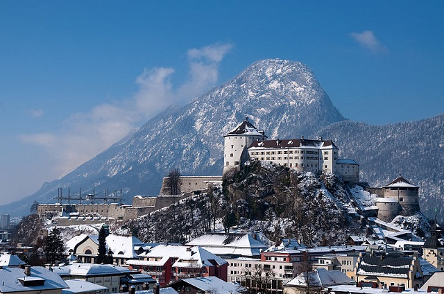 крепость. Куфштайн (Австрия)