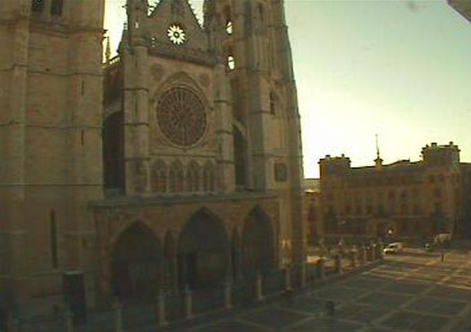 собор Санта-Мария-де-Леон. Леон (Испания)
