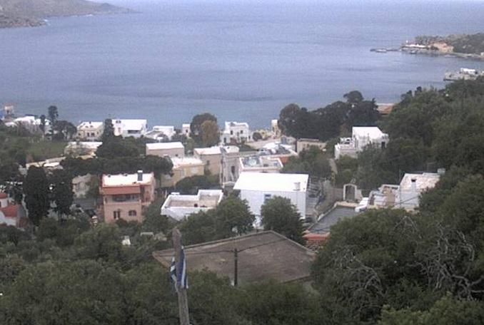 бухта Агиа-Марина. Остров Лерос (Греция)