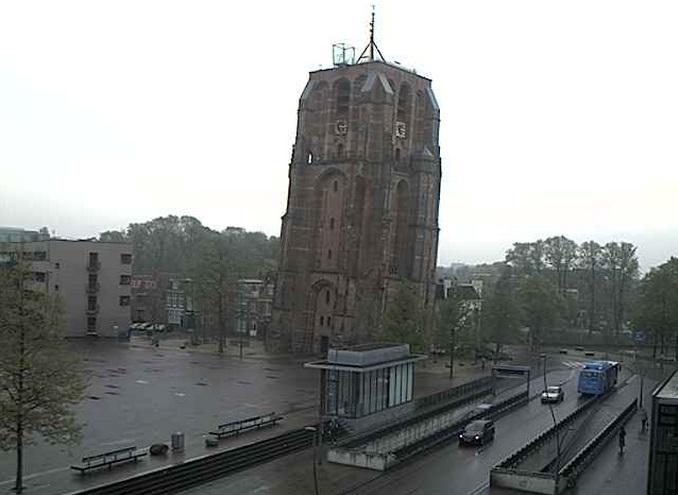 башня Олдехове. Леуварден (Нидерланды)