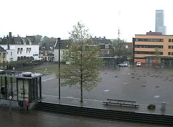 площадь. Леуварден (Нидерланды)