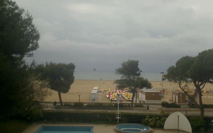 пляж, отель Atlantic Hotel. 4*. Линьяно-Саббьядоро (Италия