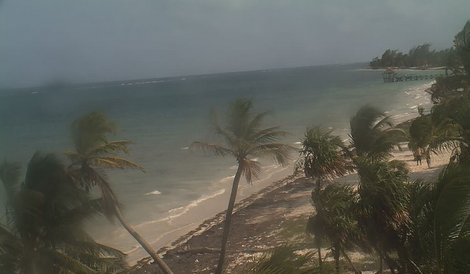 Карибское море. Махауаль (Мексика)