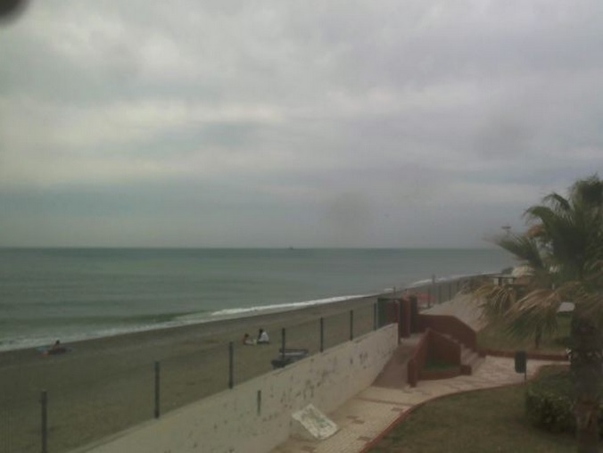 Пляж Коста-дель-Соль, Малага (Испания)