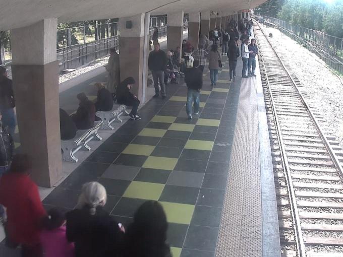 метро. Тбилиси (Грузия)