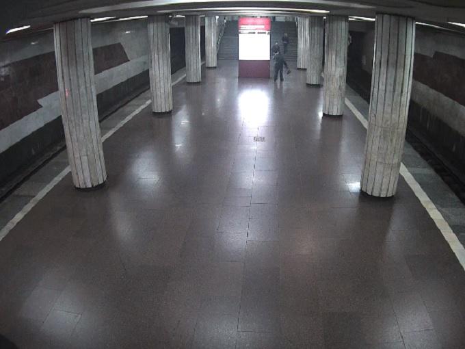 метро Медицинский университет. Тбилиси (Грузия)