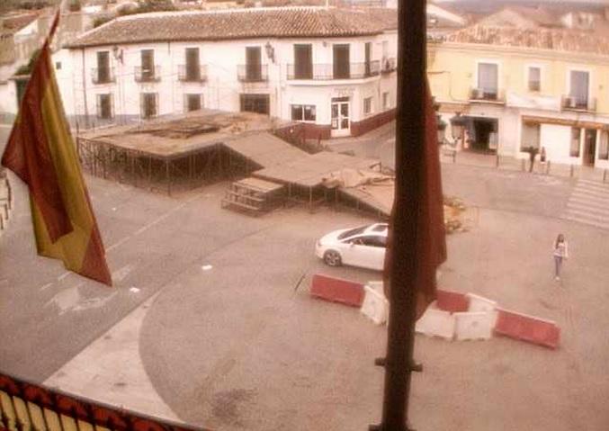 площадь. Мората-де-Тахуния (Испания)