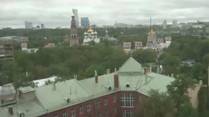 Новодевичий монастырь. Москва (Россия)