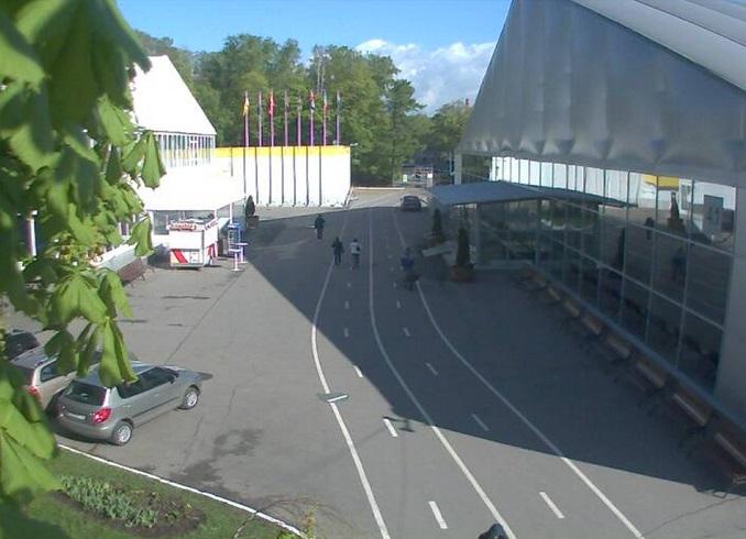 Конгрессно-выставочный центр «Сокольники». Москва (Россия)