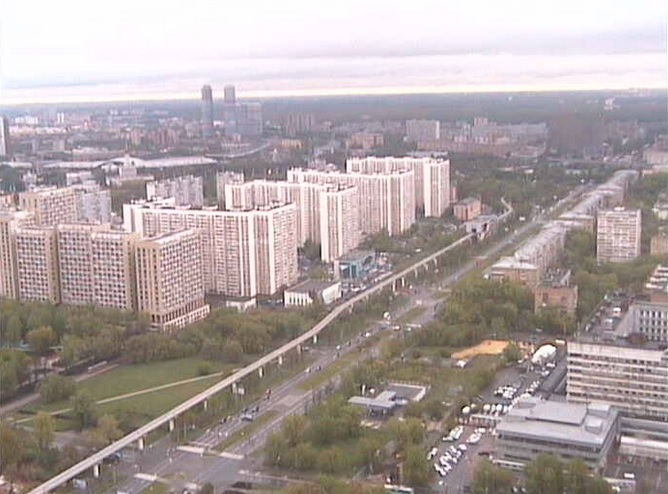 Останкино. Москва (Россия)