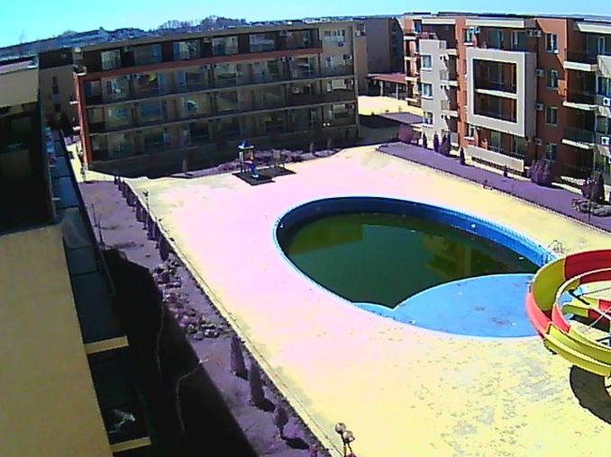 отель Nessebar Fort Club 3*. Солнечный берег (Болгария)