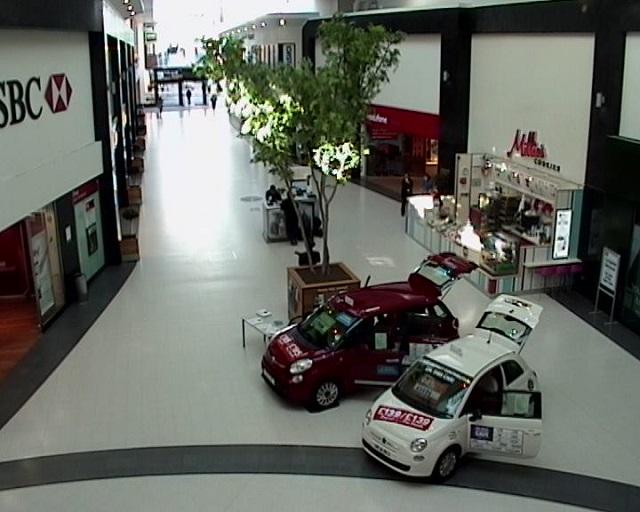 Торговый центр. Болтон (Великобритания)