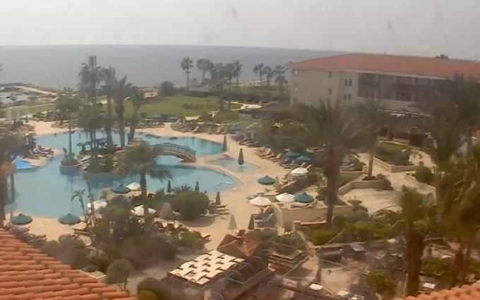 отель Amathus Beach Hotel Paphos 5*. Пафос (Кипр)