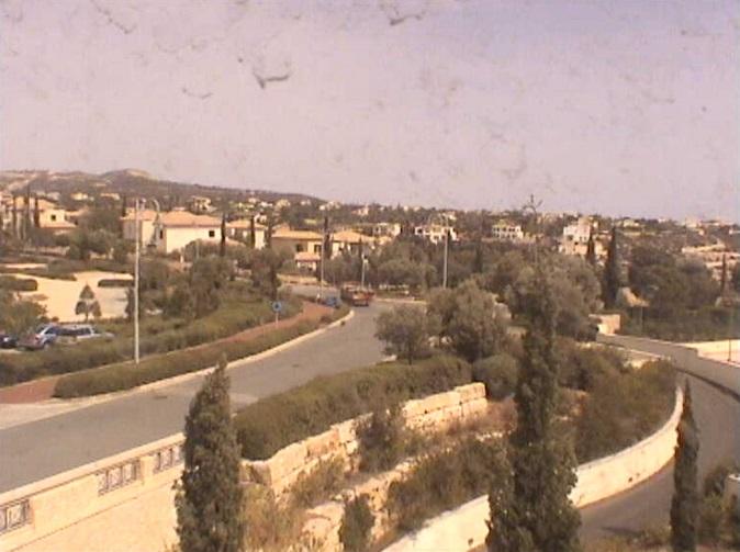 Холмы Афродиты. Пафос (Кипр)