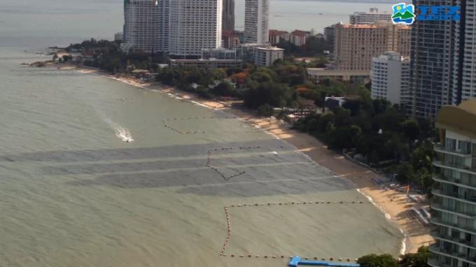 пляж Вонгамат. Паттайя (Таиланд)