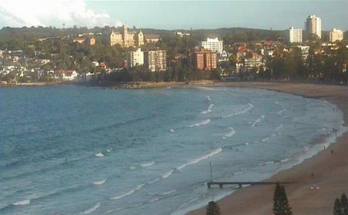 пляж Менли. Сидней (Австралия)