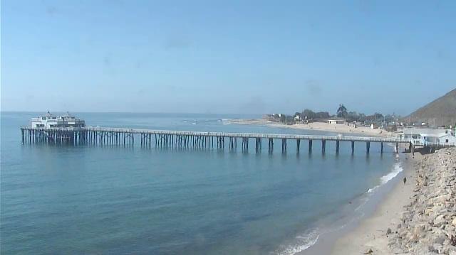 пляж Малибу (США)