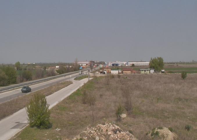 Карловское шоссе. Пловдив (Болгария)