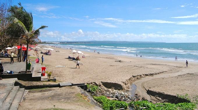 Веб камера пляж семиньяк остров бали