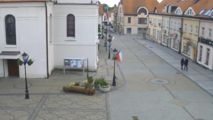 Рынок. Польковице (Польша)