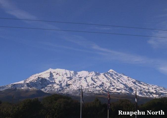 вулкан Рапеху (Новая Зеландия)
