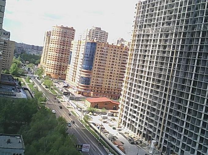 Юбилейный проспект. Реутов, Московская область