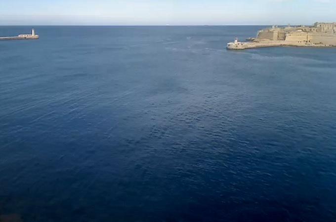вид на крепость Форт Рикасоли (Мальта)
