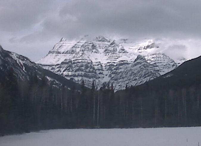 гора Робсон (Канада)
