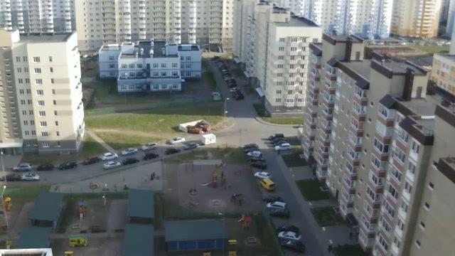 р-н Осиновая роща. Санкт-Петербург (Россия)