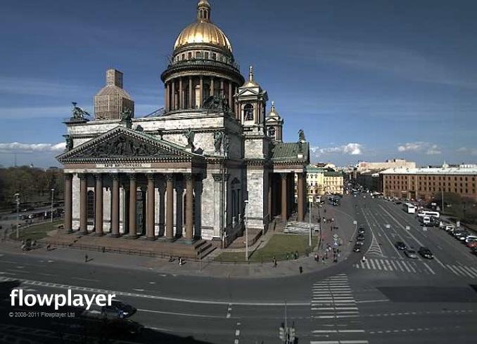 Исаакиевский собор. Санкт-Петербург (Россия)