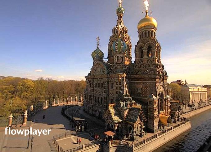 Храм Спаса на крови. Россия (Санкт-Петербург)