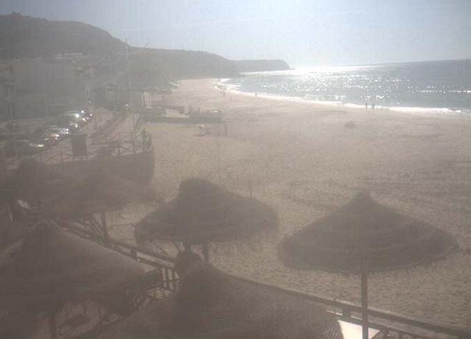 пляж. Салема (Португалия)
