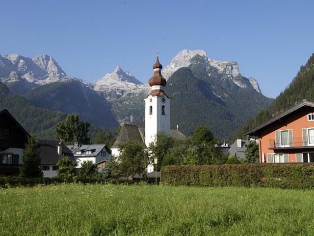 Санкт-Мартин-Лофер (Австрия)