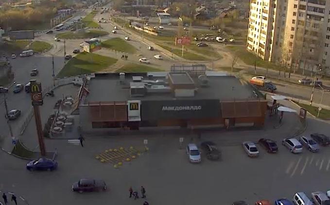 ул. Тельмана. Саратов (Россия)