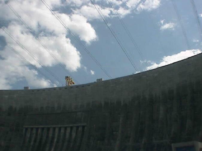 Саяно-Шушенская ГЭС (Россия)