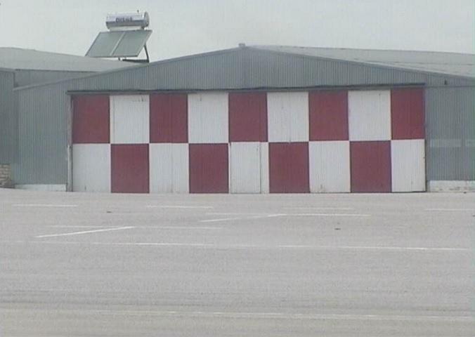 аэродром La Juliana. Севилья (Испания)
