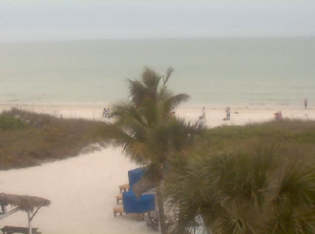 пляж Сиеста. Сарасота, Флорида (США)