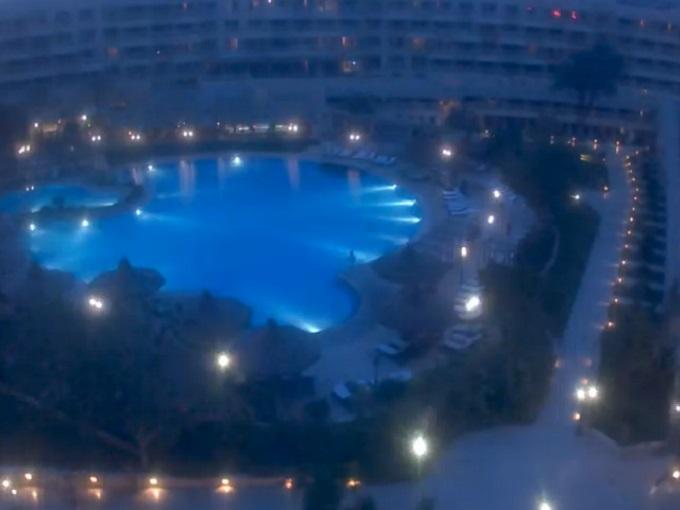 отель Sindbad Aqua Hotel 4*. Хургада (Египет)