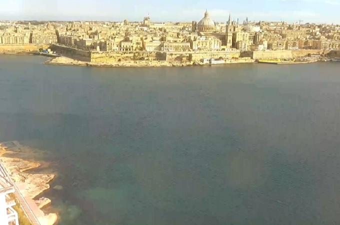 залив Спинола. Слима (Мальта)