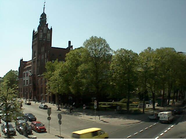 городская Ратуша. Слупск (Польша)