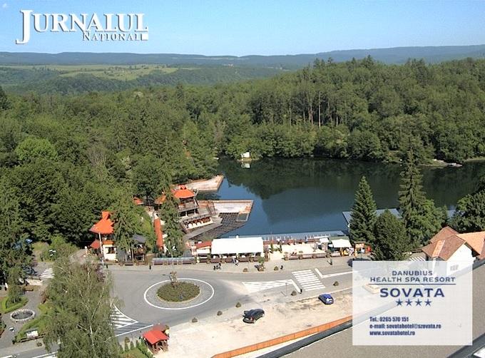 курорт Совата  (Румыния)