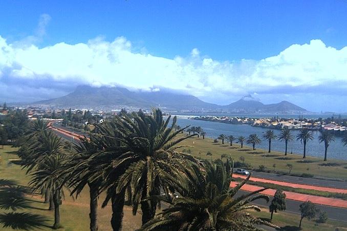 Столовая гора. Кейптаун (ЮАР)