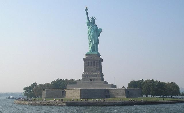 Статуя Свободы. Нью Йорк (США)