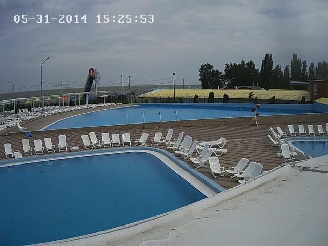 аквапарк Лазурный. Таганрог (Россия)