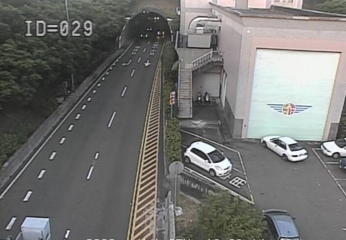 тоннель. Тайбэй (Тайвань)