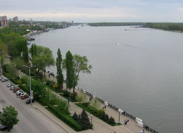 река Темерник. Ростов-на-Дону (Россия)